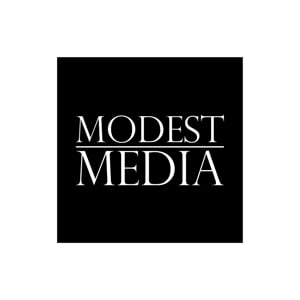 Profile picture for MODEST MEDIA