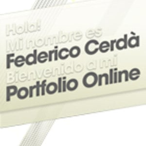 Profile picture for Federico G. Cerdà