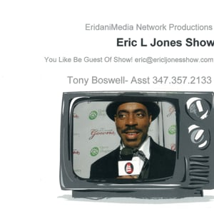 Profile picture for Eric L Jones Show