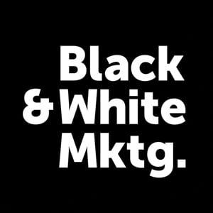 Profile picture for Black & White Marketing