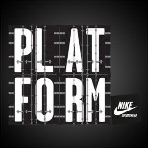 Profile picture for platform