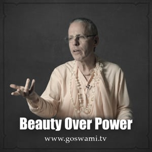 Profile picture for Goswami | Beauty Over Power