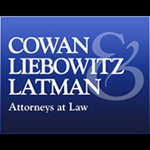 Profile picture for Cowan, Liebowitz & Latman, P.C.
