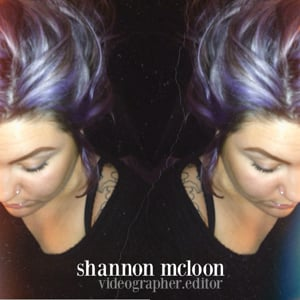 Profile picture for Shannon Mcloon.