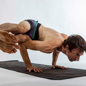 Profile picture for David Garrigues Ashtanga Yoga