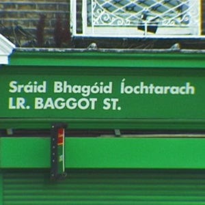 Profile picture for The Baggot Gap
