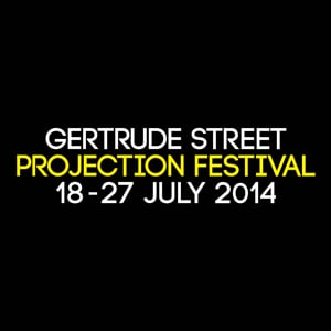 Profile picture for Gertrude St Projection Festival