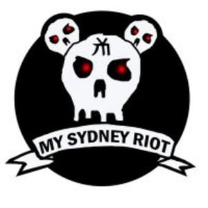 Profile picture for MY SYDNEY RIOT