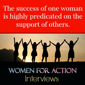 Profile picture for Women For Action