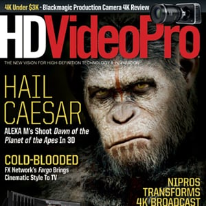 Profile picture for HDVideoPro Magazine