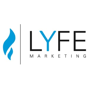 Profile picture for LYFE Marketing