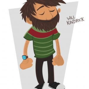 Profile picture for Will Kindrick