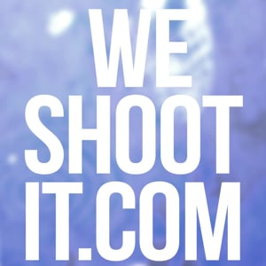 Profile picture for WE SHOOT IT