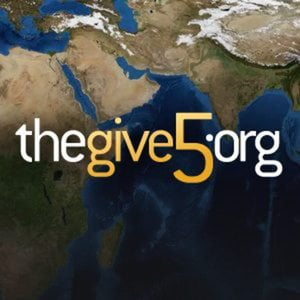 Profile picture for TheGive5.org