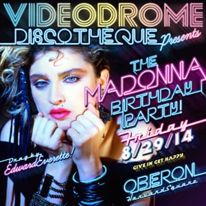 Profile picture for Videodrome Discothèque Vault II