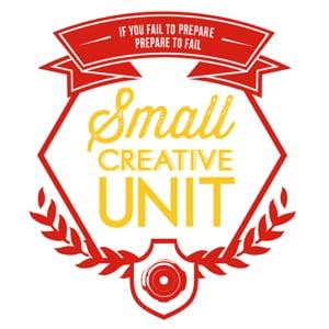 Profile picture for SMALL CREATIVE UNIT