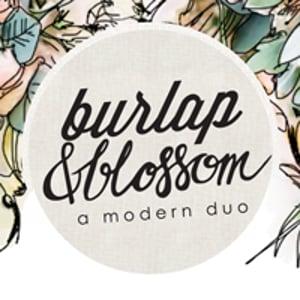 Profile picture for Burlap & Blossom
