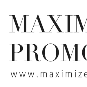 Profile picture for Maximize Promotions