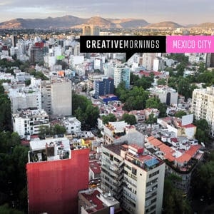 Profile picture for CreativeMornings/MexicoCity
