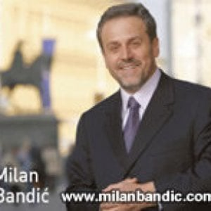 Profile picture for Milan Bandić