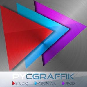 Profile picture for PYC GRAFFIK Studio - Vision'air