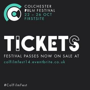 Profile picture for Colchester Film Festival