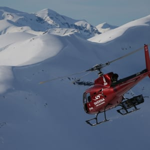Profile picture for Skeena Heliskiing