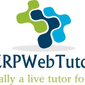 Profile picture for ERPWebTutor