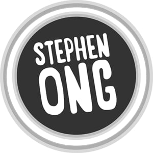 Profile picture for Stephen Ong