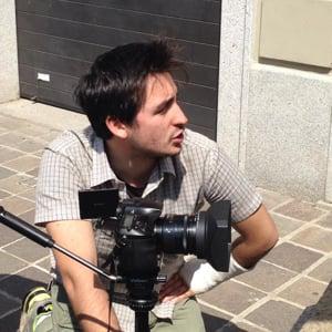 Profile picture for Mattia Molteni - RESHAPE MEDIA