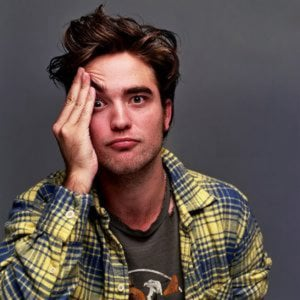 Profile picture for Robert Pattinson