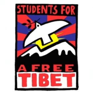 Profile picture for Students for a Free Tibet