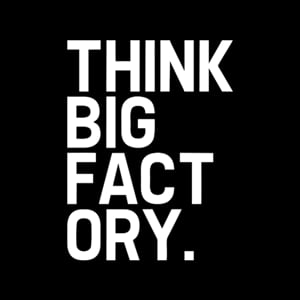 Profile picture for Think Big Factory