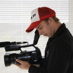 Adam Sills Freelance Cameraman Hobart Tasmania