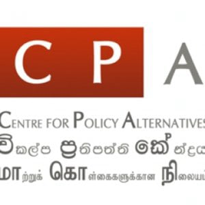 Profile picture for Centre for Policy Alternatives