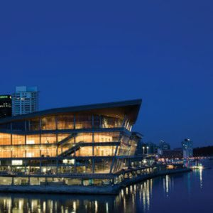 Profile picture for Vancouver Convention Centre