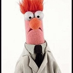 Profile picture for Beaker teh Muppet
