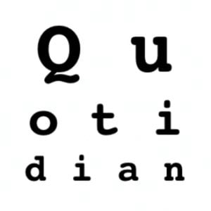 Profile picture for The Quotidian