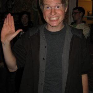 Profile picture for Luke Johnson