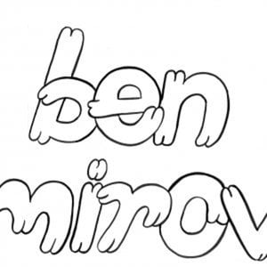 Profile picture for Ben Mirov