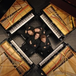 Profile picture for Gershwin Piano Quartet