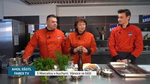 Magazín FABEX S Marcelou v kuchyni 4.12.2020