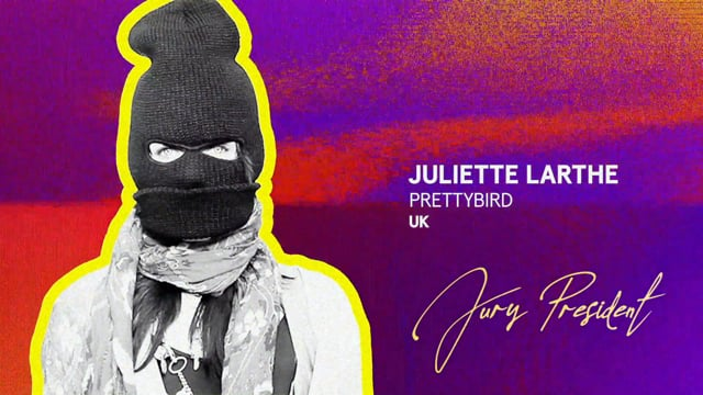 Juliette Larthe (Founding Partner & EP, Prettybird UK)