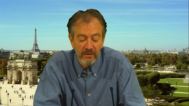 Patrick Geffard - Récit