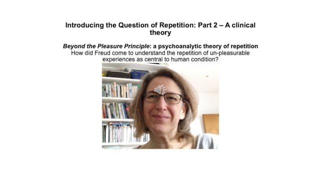 Claudia Lapping - Pt2: A Clinical Theory
