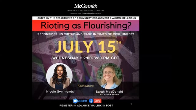 Rioting as Flourishing: Reconsidering Virtue and Rage in Times of Civil Unrest