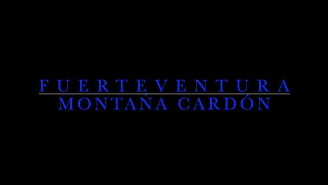 Der Montańa Carddón