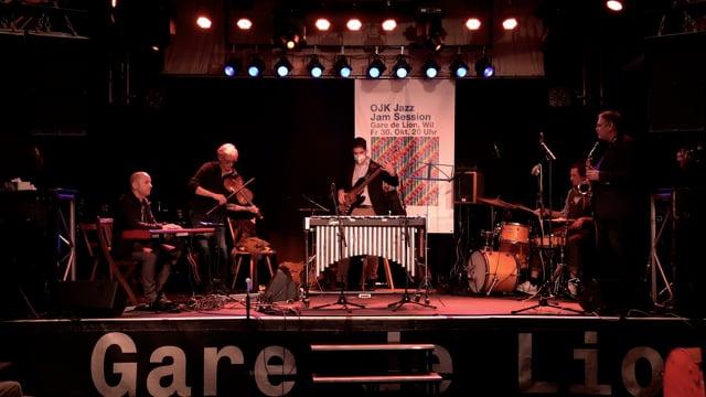 Aufzeichnung OJK Jazz Jamsession «Caravan», Gare de Lion Wil