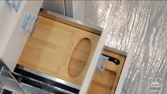 Luxmasons kitchen drawers