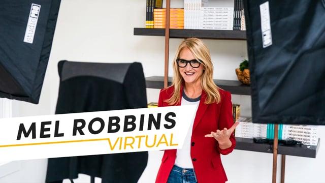 Mel Robbins - Virtual Demo Reel